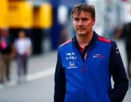 McLaren working to hasten Key's arrival