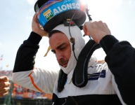 Honda welcomes Alonso's road course test