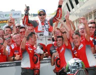 Lorenzo bests Marquez in last-lap shootout at Red Bull Ring
