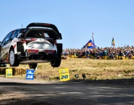 Clear sailing for Tanak in Rally Germany win