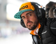Alonso to test for Andretti Wednesday at Barber
