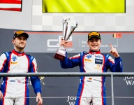 Beckmann holds off Tveter for Spa GP3 win