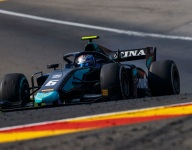 Latifi dominates Spa F2 Sprint Race