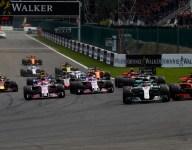 F1 reveals 21-race draft calendar for 2019