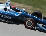 Ganassi weighing options for No. 10