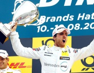 Juncadella claims first DTM win in first Brands Hatch race