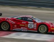 Vilander, Molina near GT SprintX title after Utah win