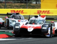 No. 7 Toyota on top in second Silverstone practice