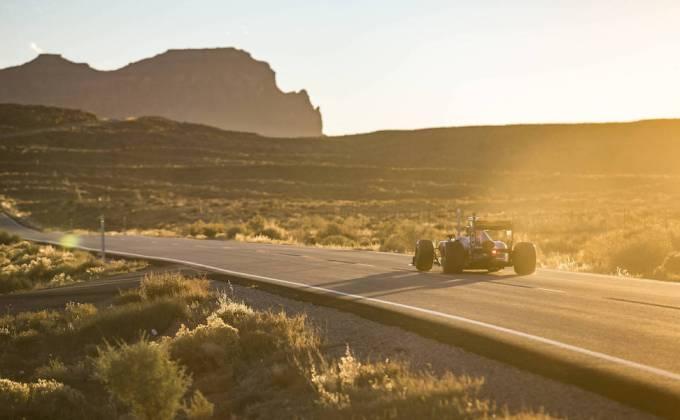 Video: Ricciardo's U.S. road trip