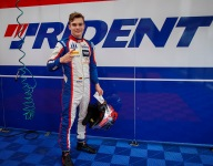 Beckmann wins second straight GP3 pole at Monza