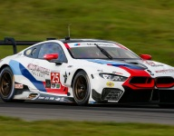 BMW M8 notches first win on rough day at VIR