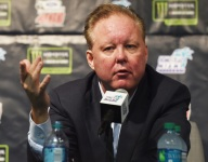 NASCAR chairman, CEO France arrested for DUI, possession of controlled substance