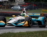 Daly gets late Harding Pocono call-up