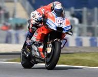 Ducati teammates lead Austrian MotoGP practice
