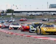 PWC's GT/GTS SprintX championships to be decided at Utah