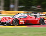 Mazda Team Joest leads first practice at Road America