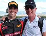 Robinson Racing to field O'Connell father-son duo at Utah