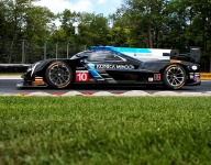 Taylor paces second Road America practice