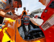 Alonso set for IndyCar road course test
