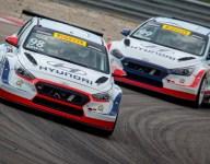Lewis closes PWC TCR gap with Utah sweep