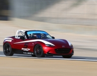From Prototype to Global MX-5 Cup car