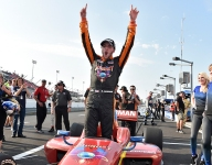 Norman holds off Herta for first Indy Lights win