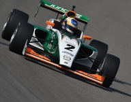VeeKay closes on Pro Mazda title with dominant Gateway win