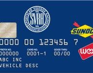 SVRA co-brands Sunoco fuel card