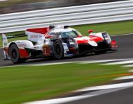 Toyota blames Silverstone curbs for double exclusion