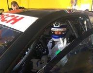Zanardi tests modified BMW M4 ahead of DTM race