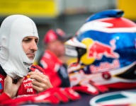 Whincup's planned IMSA debut at Laguna canceled