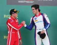 Piquet beats Alesi in GP3 Race 2 at Monza