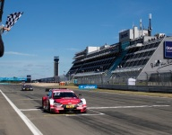Rast scores second DTM win of the year at Nurburgring