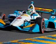 O'Ward's first IndyCar qualifying run is 'something unique'