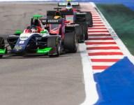 Beckmann snatches GP3 Race 2 on final-lap