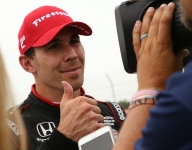 Wickens secures IndyCar Rookie of the Year title