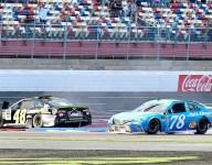 Split second crashes Johnson's title hopes