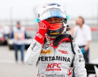 De Vries edges Norris for F2 pole in Sochi