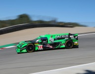 ESM charges to Monterey win; RLL, Shank earn victories