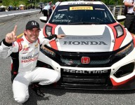 Consistency earns Eversley inaugural PWC TCR drivers' title