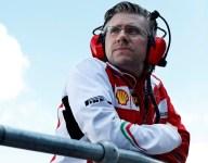 Fry returns to McLaren as engineering director
