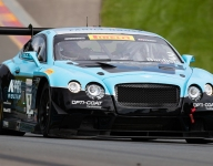 Baptista completes GT sweep at The Glen