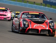 James wins GTS finale at Watkins Glen