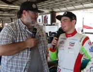 RACER video: Patricio O'Ward's first IndyCar test