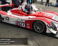 RACER video: Porsche RS Spyder Rennsport visor cam