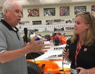 NASCAR podcast: Robin Miller at the Brickyard