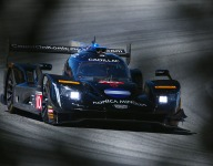 Taylor puts WTR Cadillac on Monterey pole