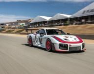 Porsche reveals 935 track day car