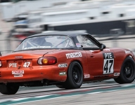 Four more NASA championships earned in Mazdas