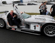 Racing community pays tribute to Don Panoz